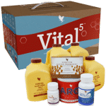 Vital 5 forever Living Products